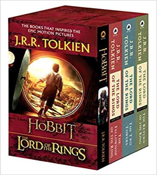 lotr and the hobbit box set