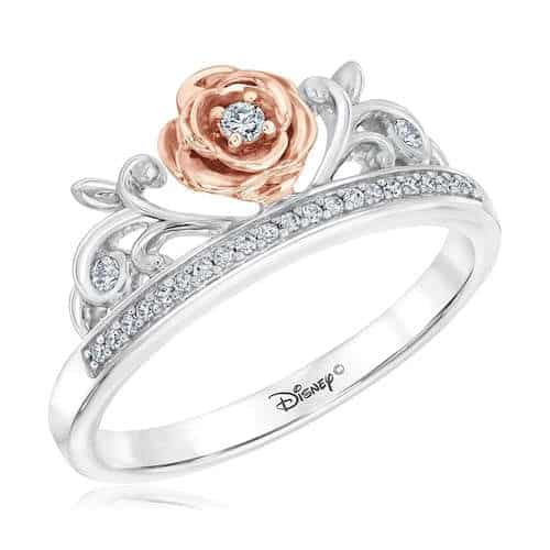belle engagement ring