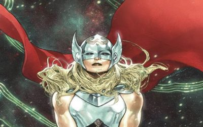 Get to Know the Mighty Thor: 20 Amazing Facts about Jane Foster