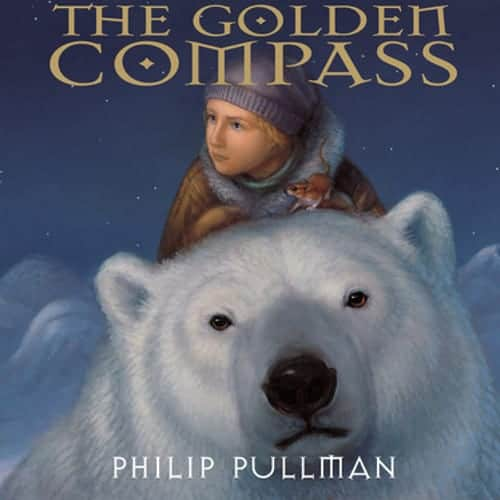 Golden Compass book