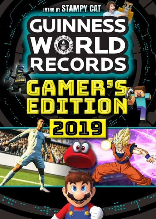gamer world records book