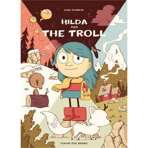 Hilda and the troll book