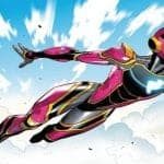 ironheart flying