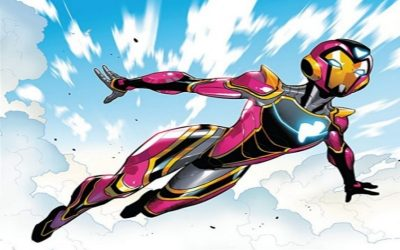 20 Fascinating Facts About Ironheart, the Female Iron Man