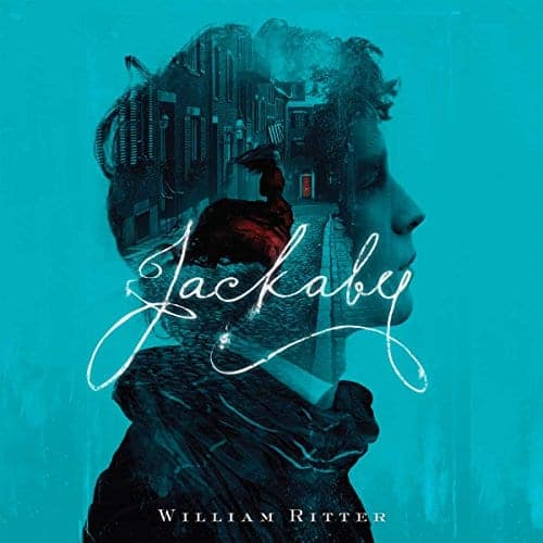 Jackaby book