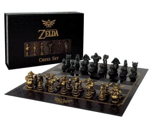legend of zelda chess set