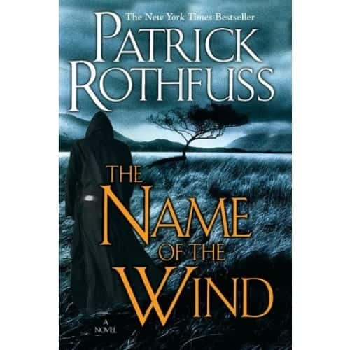 Name of the Wind book