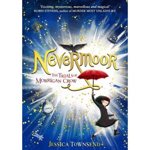 Nevermoor book