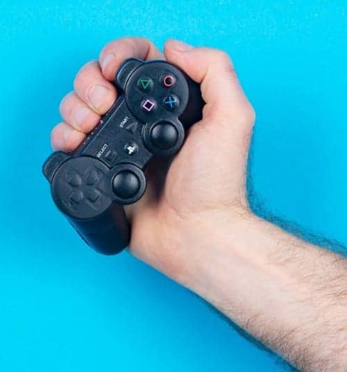 playstation stress squeeze