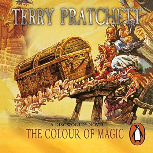 The Colour of Magic book