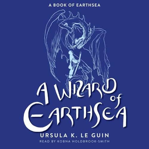 Wizard of Earthsea book