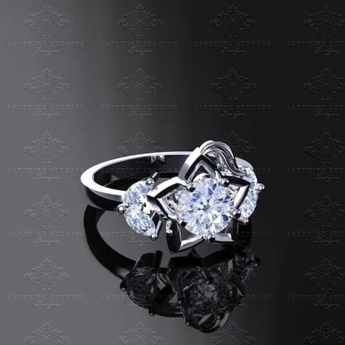 destiny Kingdom hearts engagement ring