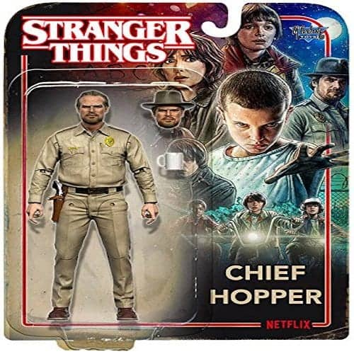 stranger things action figure