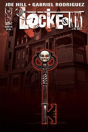 locke and key book cover