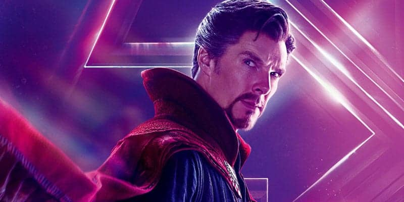 which marvel character are you dr strange