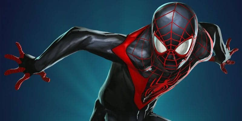 which marvel character are you miles morales