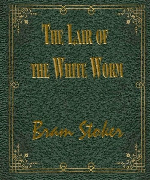 the lair of the white worm book
