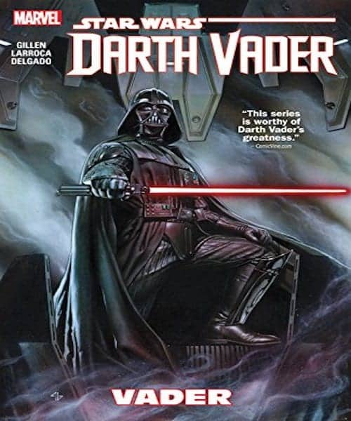 Star Wars- Darth Vader comic