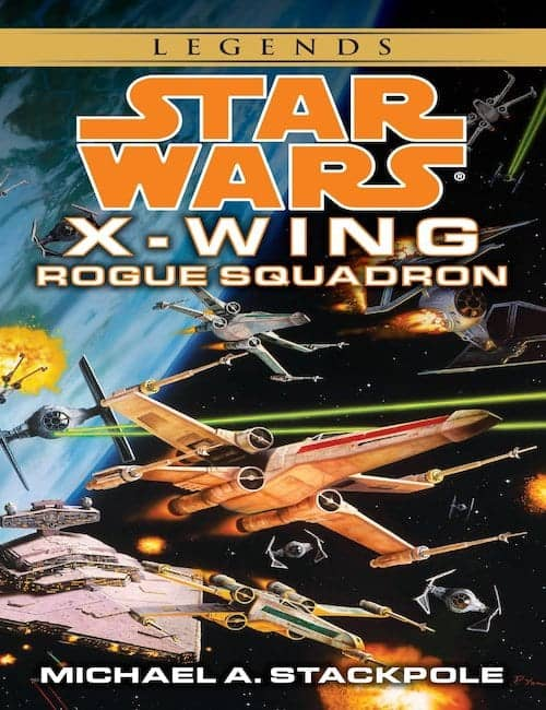 Star Wars- X-Wing Rogue Squadron comic