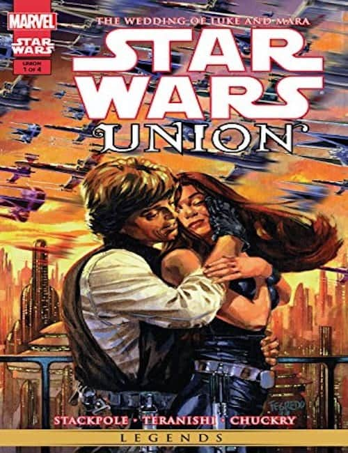 Star Wars- Union comic