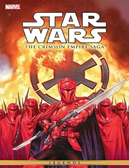 Star Wars - The Crimson Empire Saga comic