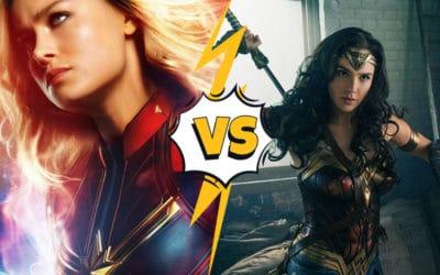 Who Would Win? Part Two: Captain Marvel vs Wonder Woman
