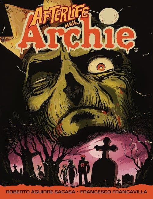 afterlife with archie comic book