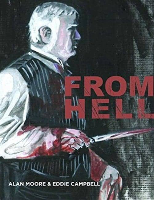 from hell comic book