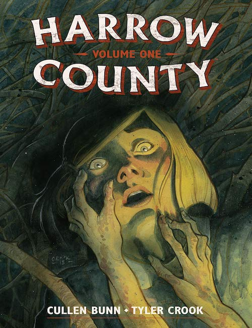 harrow county comic book