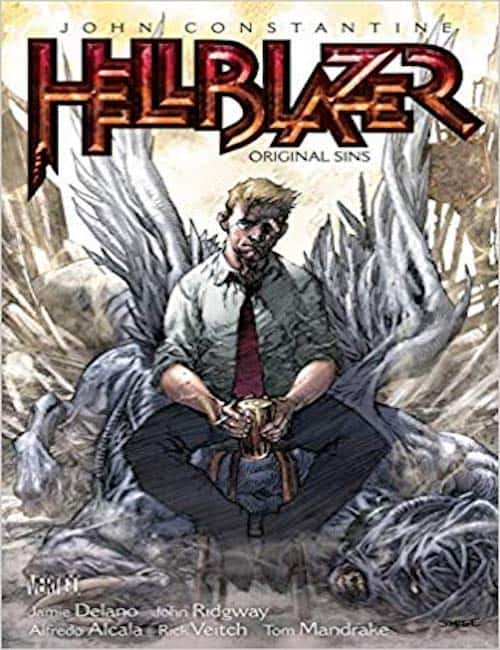 hellblazer comic book
