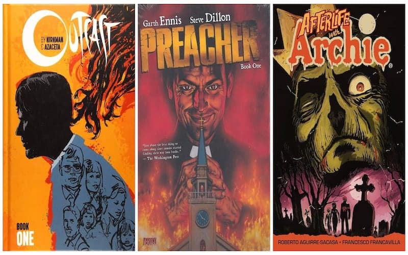15 Best Horror Comics to Give You the Creeps