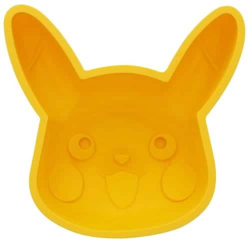 pikachu silicone mold tray
