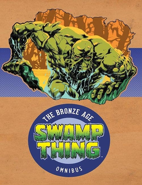 swamp thing comic book