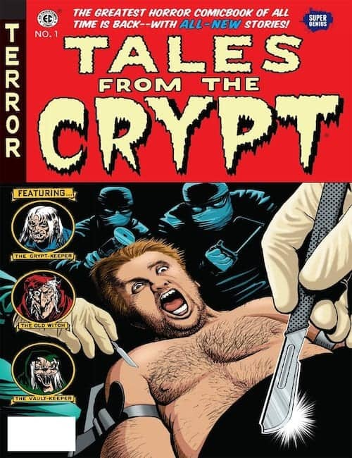 tales from the crypt comic book