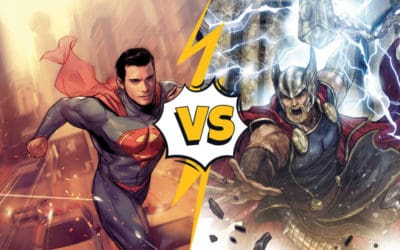 Who Would Win? Part Three: Superman vs Thor