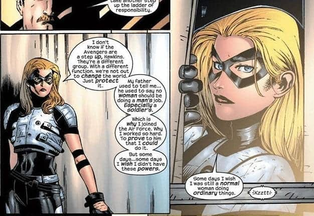 Everything You Need to Know About Carol Danvers, the Badass Captain